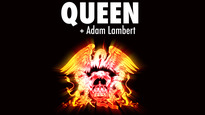 Queen and Adam Lambert tickets at Ticketmaster Resale