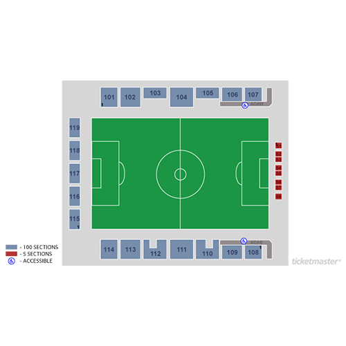 New York Red Bulls II at Loudoun United FC Leesburg Tickets