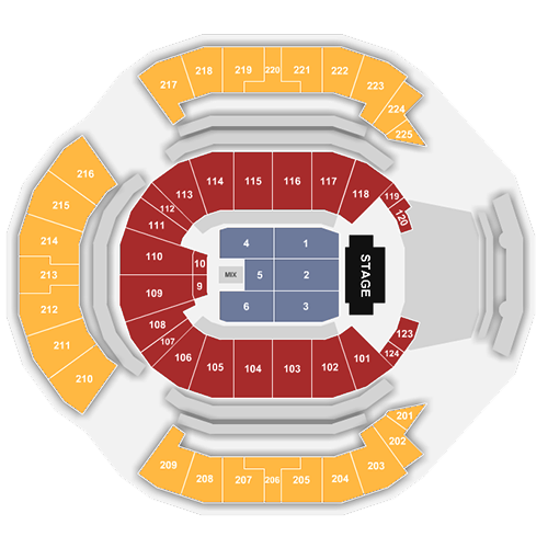 John Mayer San Francisco Tickets | John Mayer Chase Center