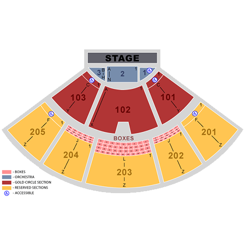 Virginia Beach Amphitheater Schedule 2020 The Lumineers Virginia Beach Tickets | The Lumineers Veterans