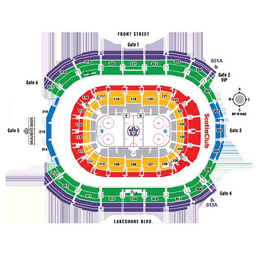 Buffalo Sabres At Toronto Maple Leafs Toronto Tickets Buffalo